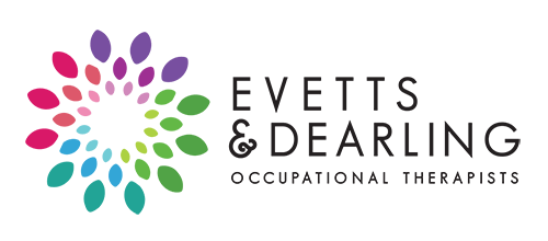 Evetts & Dearling Occupational Therapists Logo